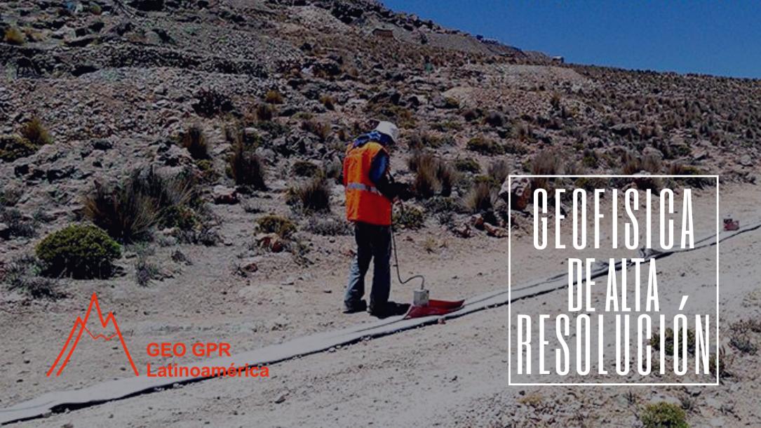 Servicios de consultoría, prospección y exploración geofísica-geológica
